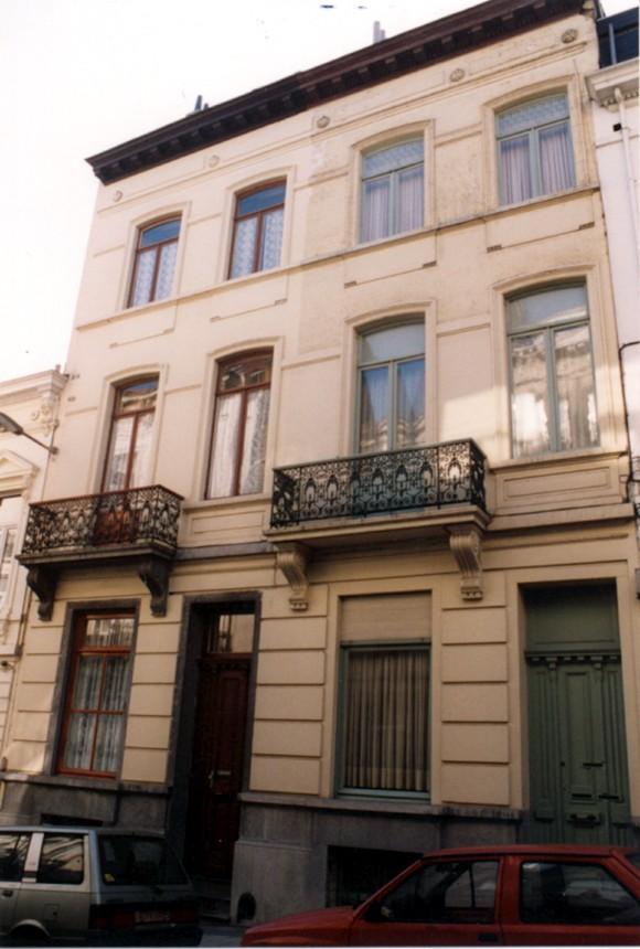 Rue Hydraulique 10 et 12., 1993