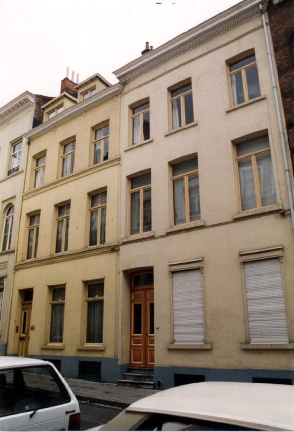 Rue Hydraulique 43 et 45., 1993