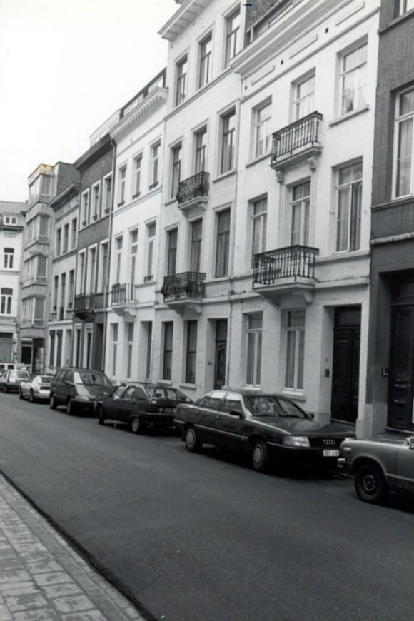 Rue Hydraulique 44 à 52., 1993