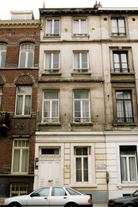 Rue Joseph Dekeyn 30 (photo 1993-1995).