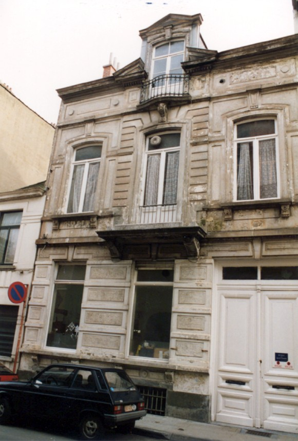 Rue de la Limite 116 (photo 1993-1995).