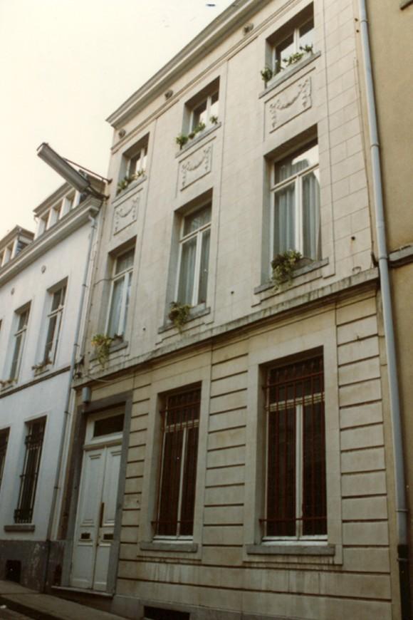 Rue du Marteau 28 (photo 1993-1995).
