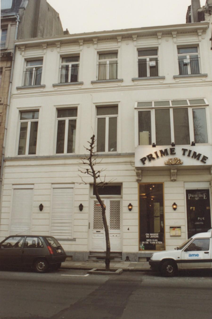 Rue du Méridien 4 (photo 1993-1995).