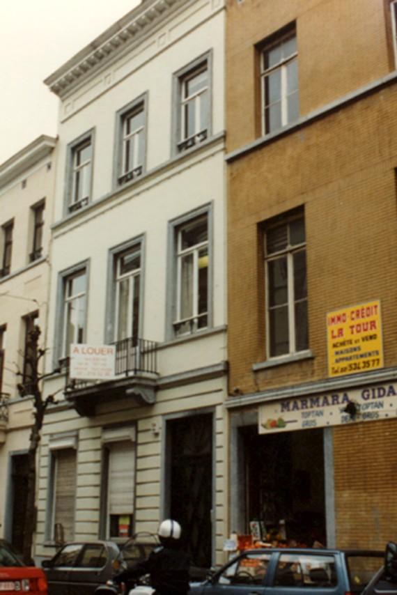Rue du Méridien 26 (photo 1993-1995).