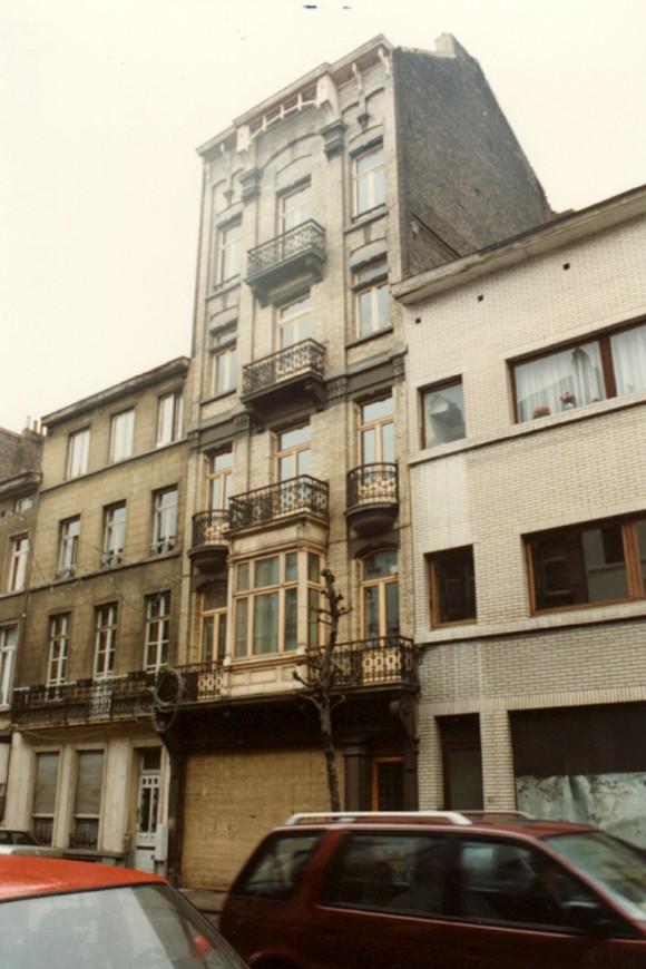 Rue du Méridien 49 (photo 1993-1995).