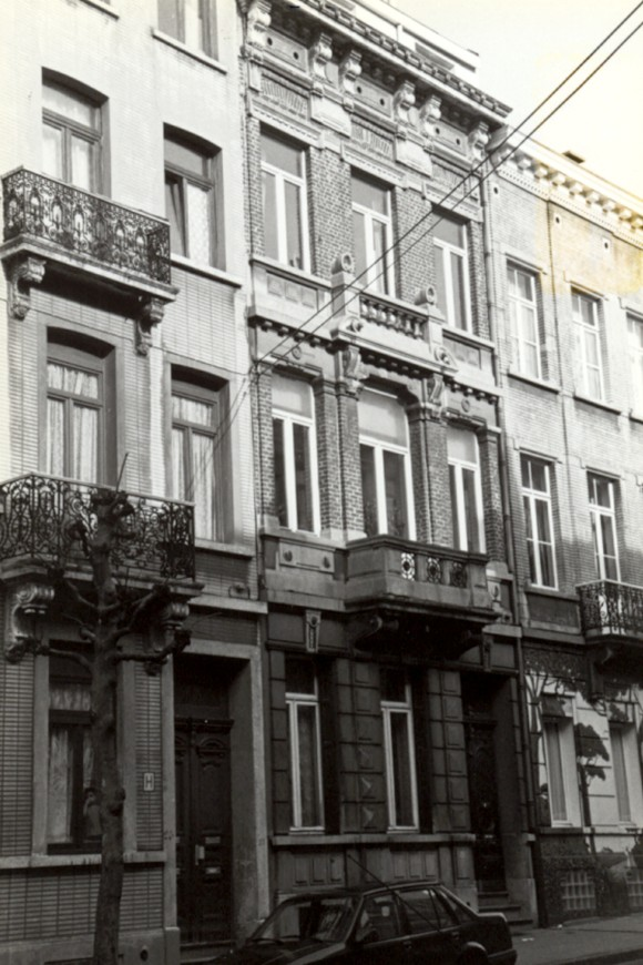 Rue des Moissons 25 (photo 1993-1995).