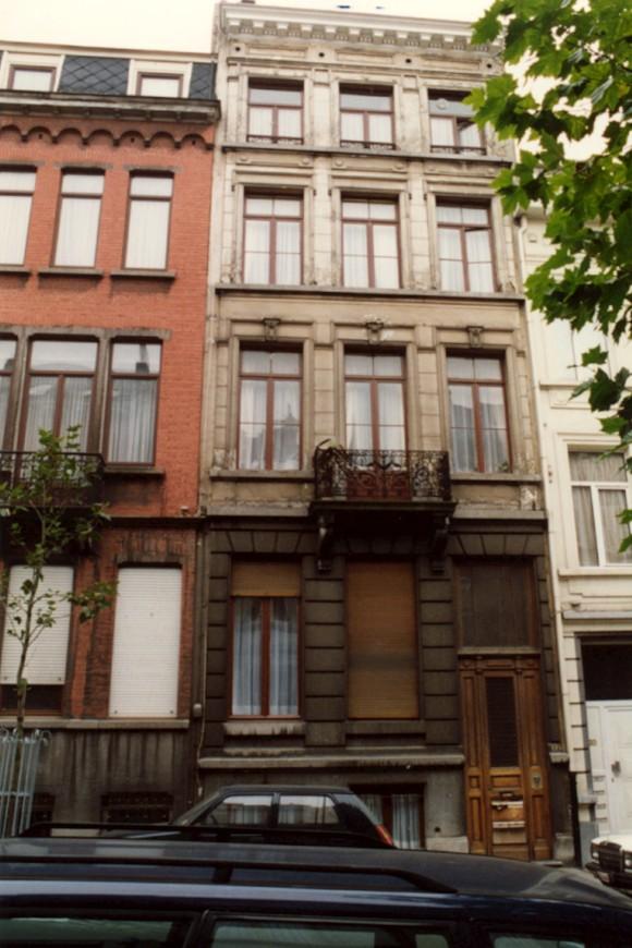 Rue des Moissons 32 (photo 1993-1995).