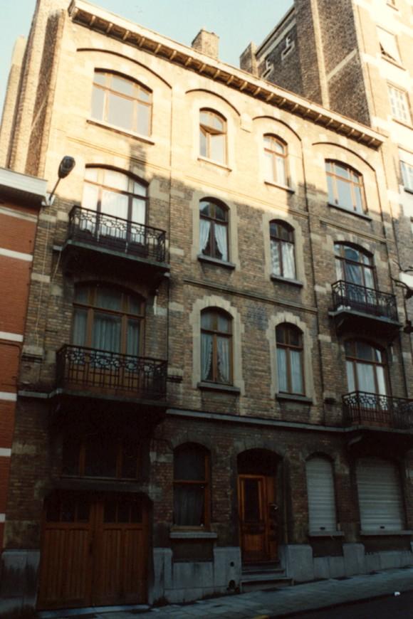 Rue du Moulin 207-205 (photo 1993-1995).