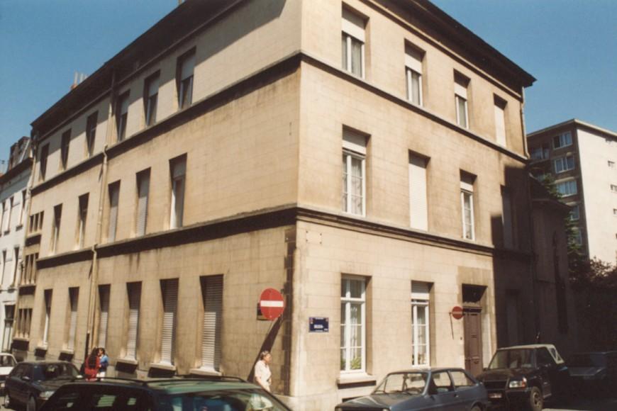 Maison des Sœurs du Bon Secours (photo 1993-1995).