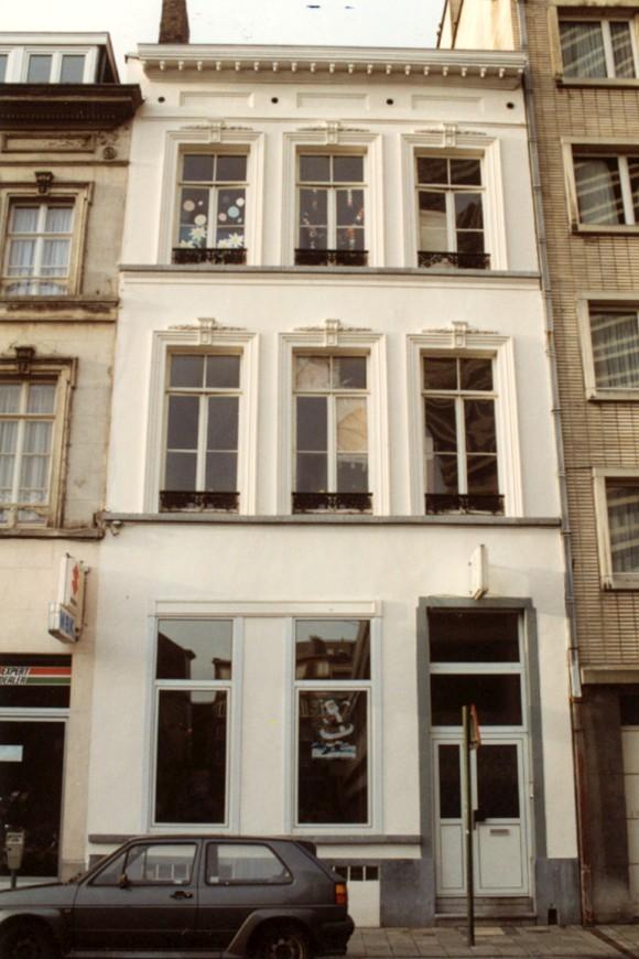 Rue de la Pacification 27 (photo 1993-1995).