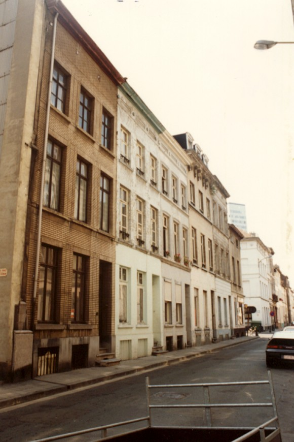 Rue des Plantes 88 à 92 (photo 1993-1995).