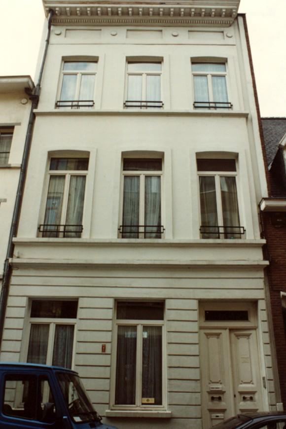 Rue de la Poste 49 (photo 1993-1995).