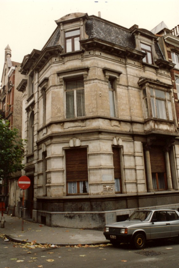 Rue Potagère 86 (photo 1993-1995).