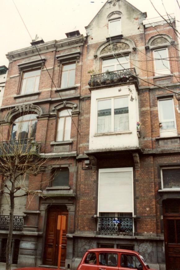 Rue Potagère 88 et 90 (photo 1993-1995).