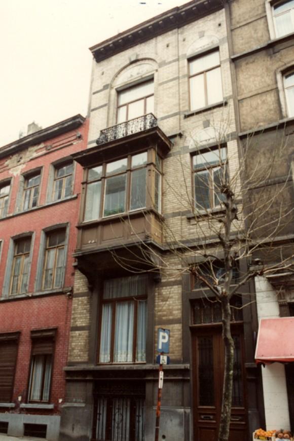 Rue Potagère 105 (photo 1993-1995).