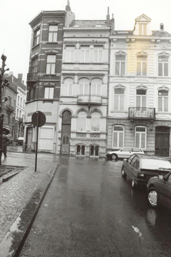 Rue Potagère 107 (photo 1993-1995).