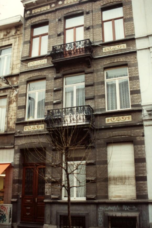 Rue Potagère 141 (photo 1993-1995).