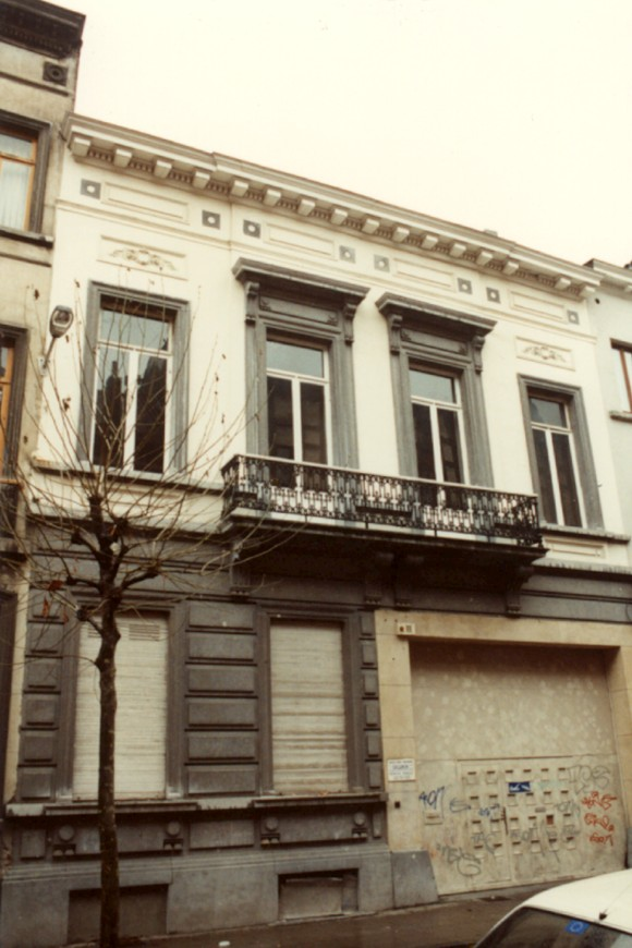 Rue Potagère 179 (photo 1993-1995).