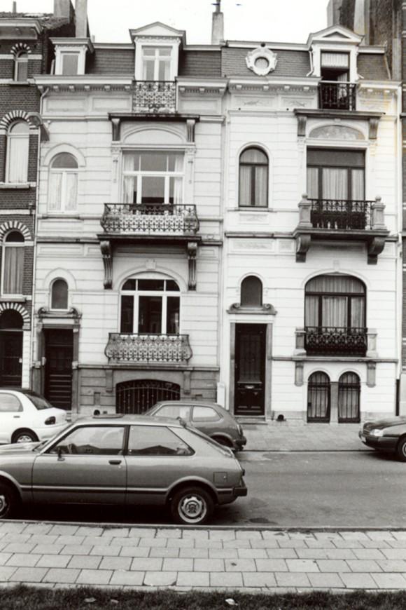 Boulevard des Quatre Journées 21 et 19 (photo 1993-1995).