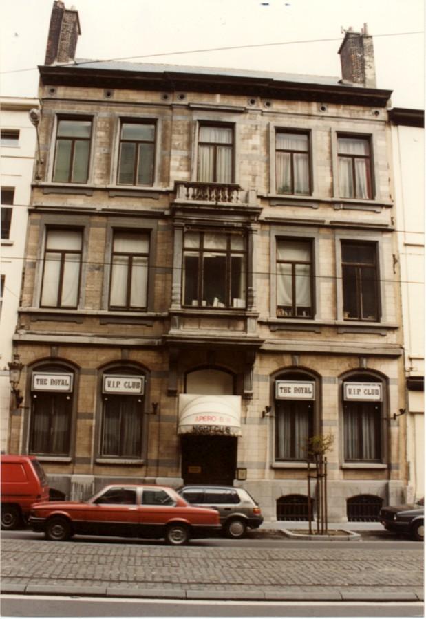 Rue Royale 181., 1994