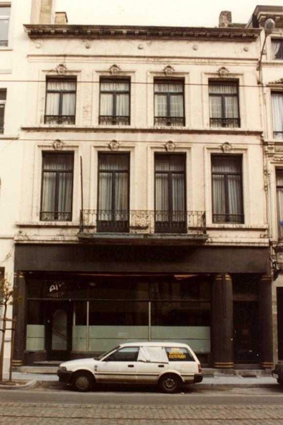 Rue Royale 191 (photo 1993-1995).