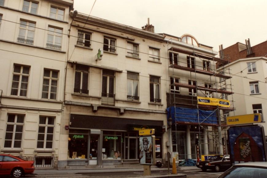 Koningsstraat 201 (foto 1993-1995).