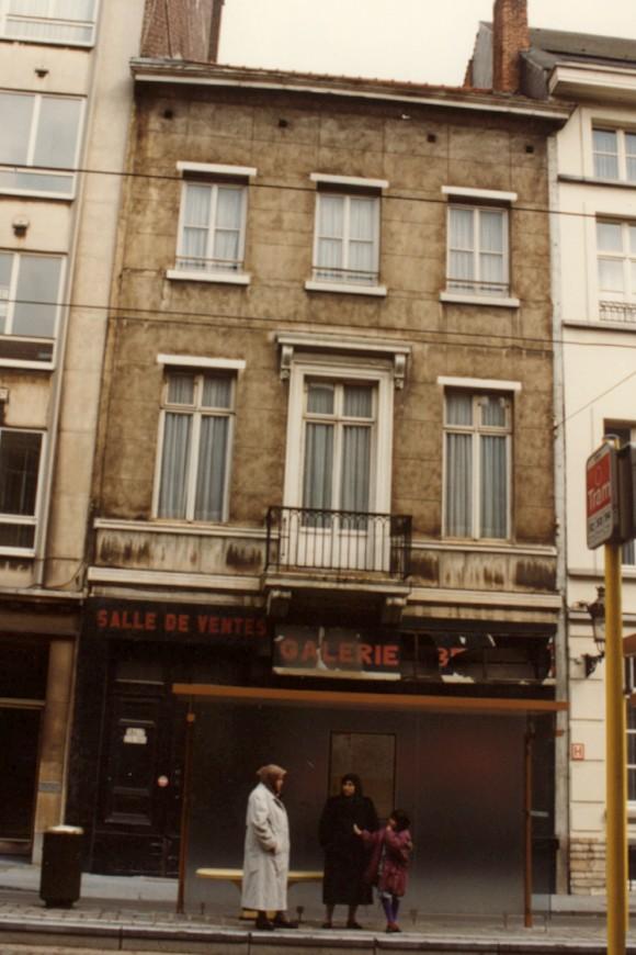 Rue Royale 205 (photo 1993-1995).