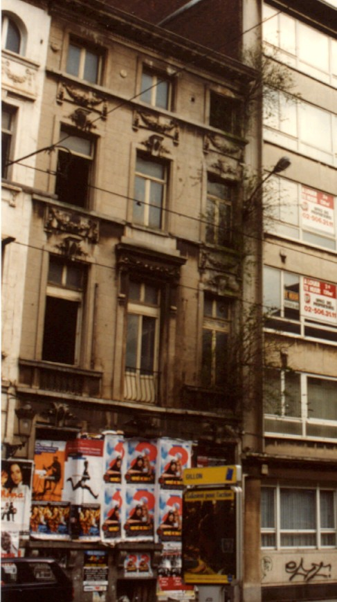 Rue Royale 211 (photo 1993-1995).
