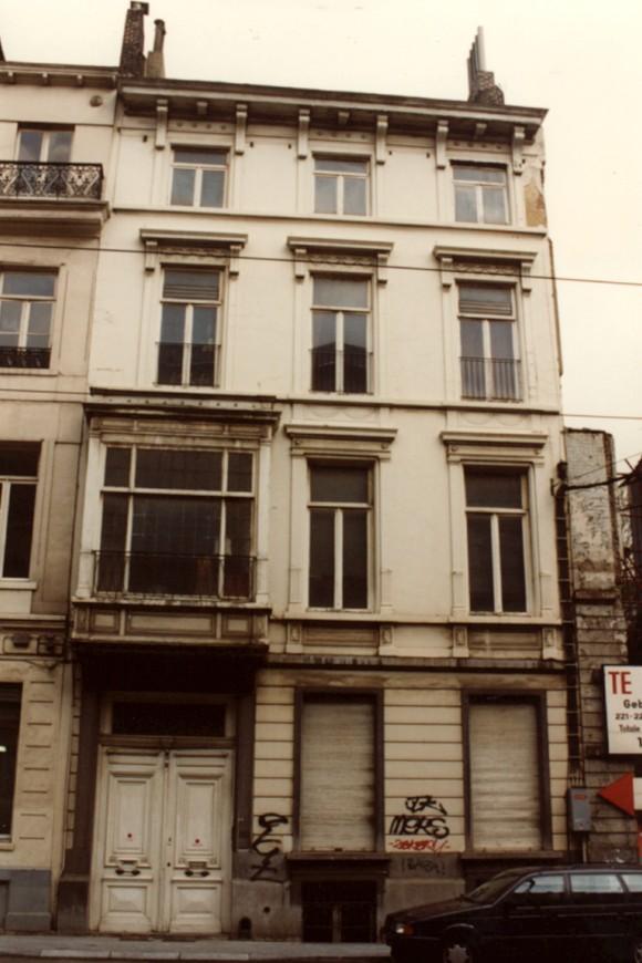 Rue Royale 227 (photo 1993-1995).