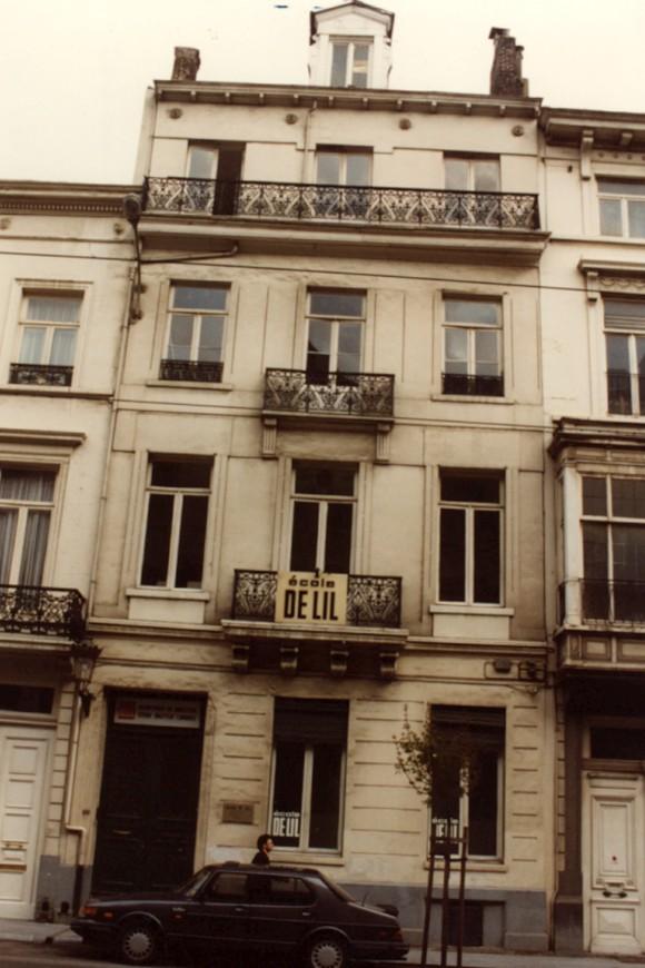 Rue Royale 229 (photo 1993-1995).