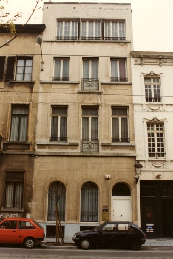 Rue Royale 249 (photo 1993-1995).