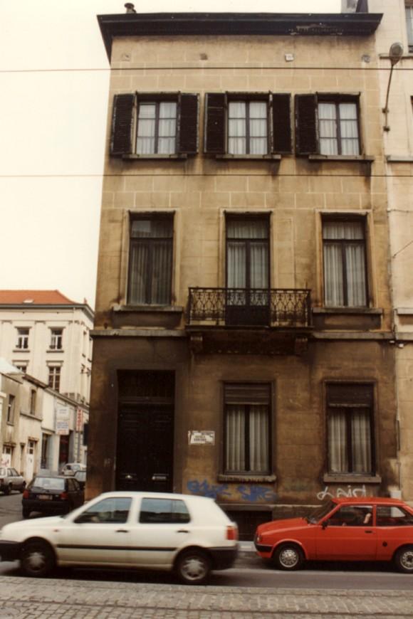 Rue Royale 251 (photo 1993-1995).