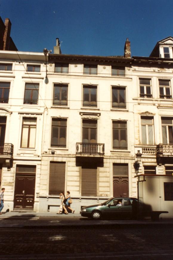 Rue Royale 270 (photo 1993-1995).