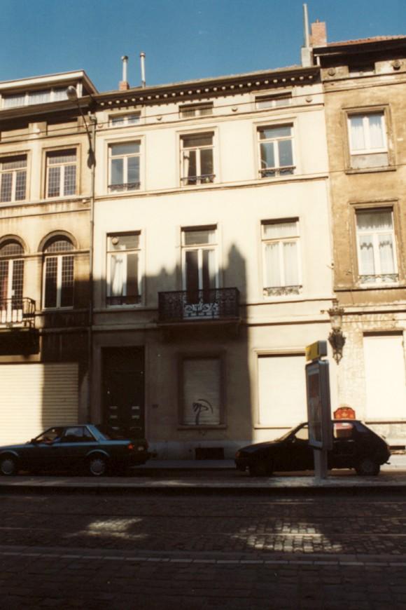 Koningsstraat 278 (foto 1993-1995).