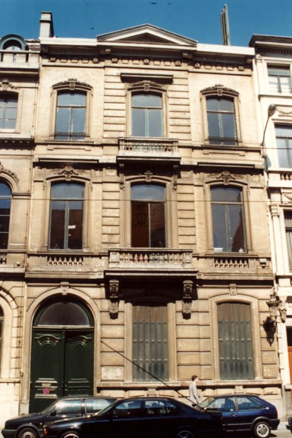 Rue Royale 290 (photo 1993-1995).