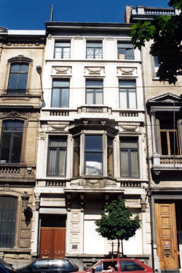 Rue Royale 292 (photo 1993-1995).