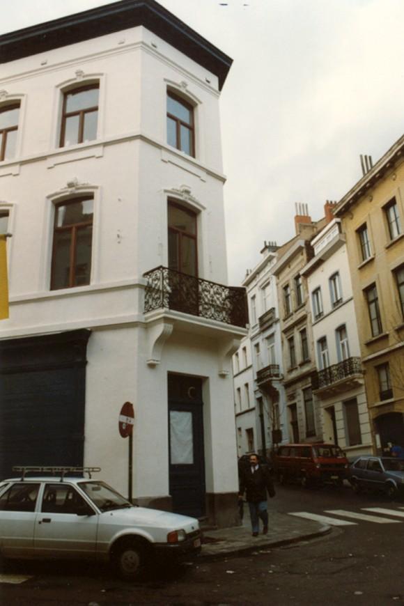 Rue Saint-Alphonse 55 (photo 1993-1995).