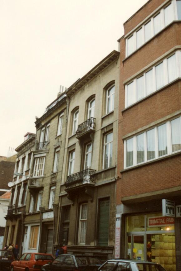 Rue Saint-Josse 13-15 et 17 (photo 1993-1995).