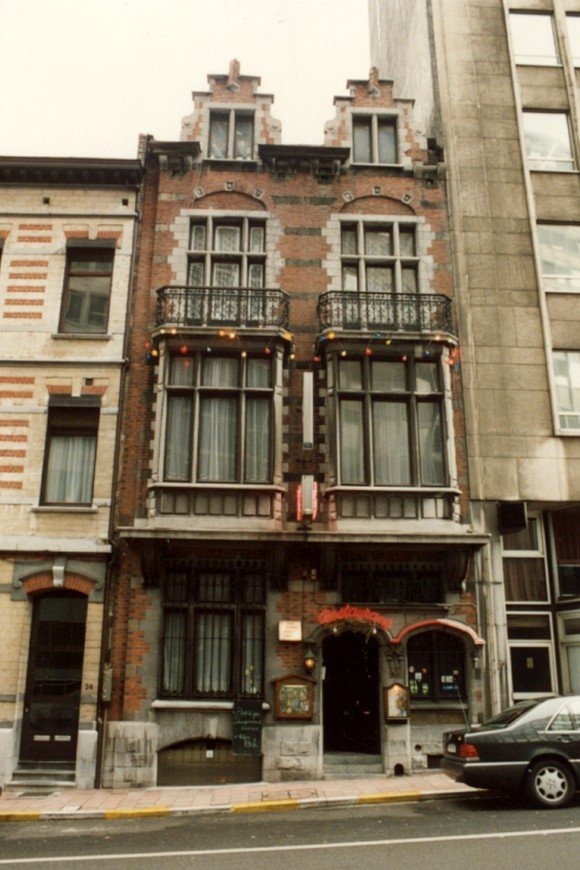 Rue Scailquin 22 (photo 1993-1995).