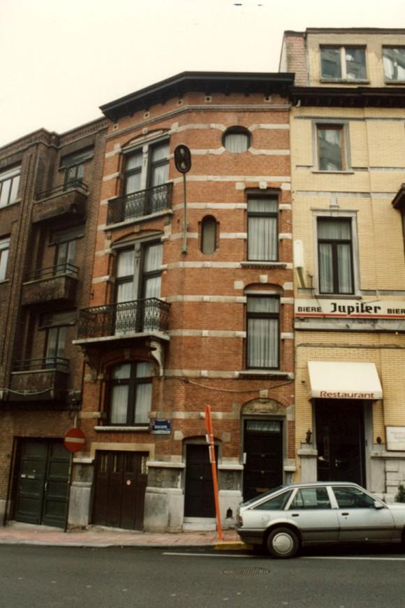 Rue Scailquin 28 (photo 1993-1995).