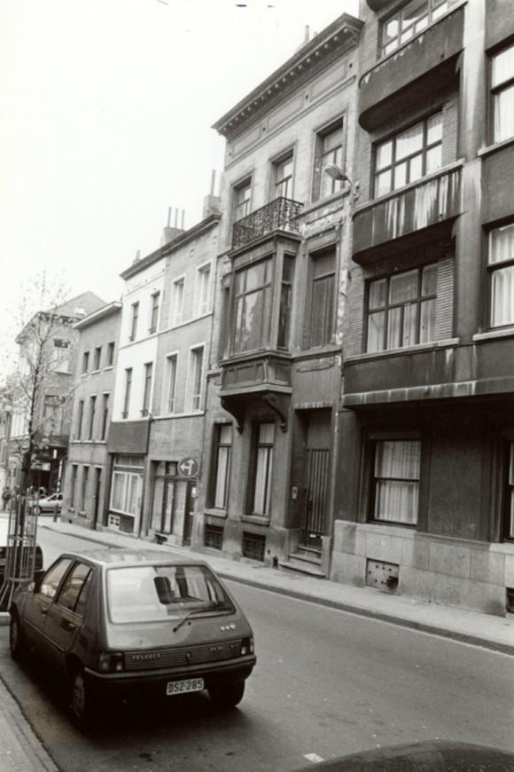 Rue Traversière 46 (photo 1993-1995).