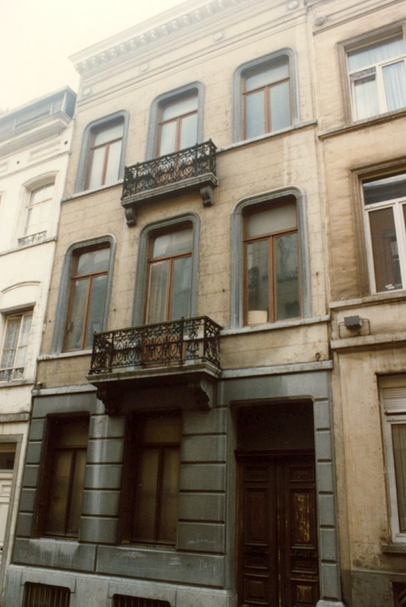 Rue Traversière 76 (photo 1993-1995).