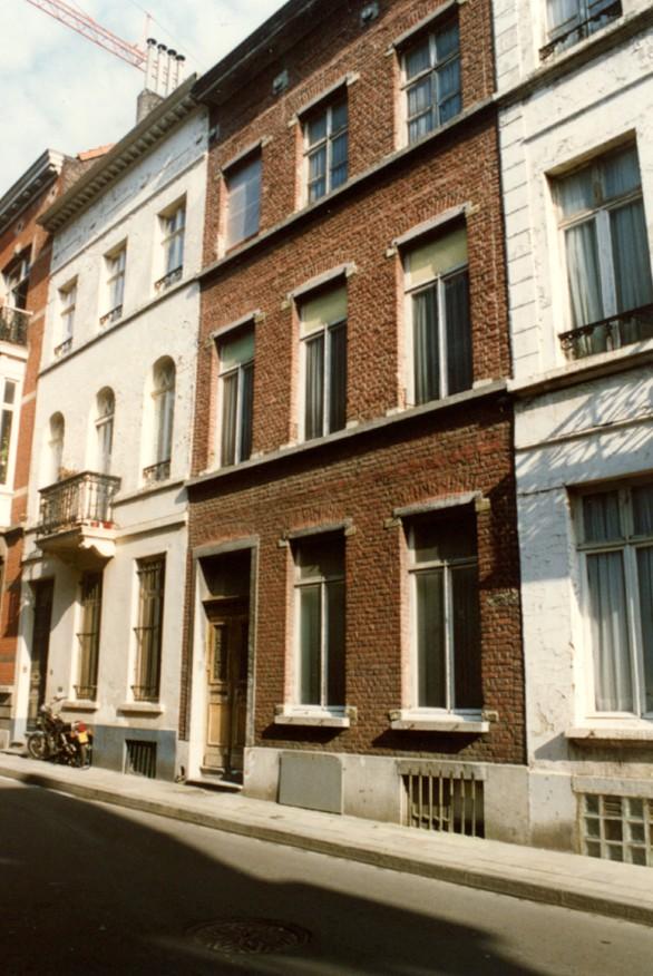 Rue de l\'Union 7 (photo 1993-1995).