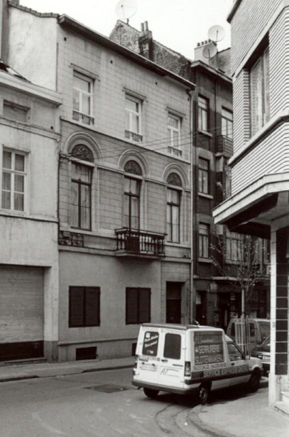 Rue Verte 23 (photo 1993-1995).