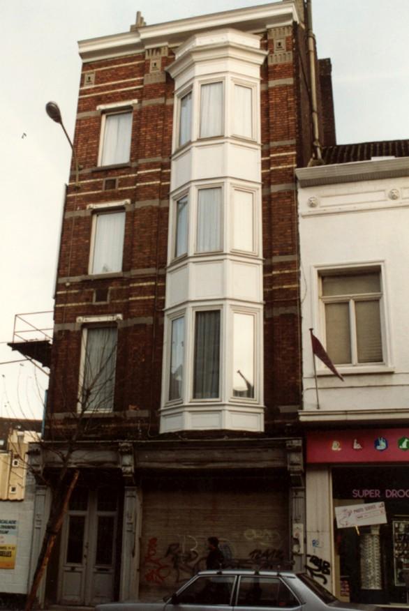Rue Willems 47 (photo 1993-1995).