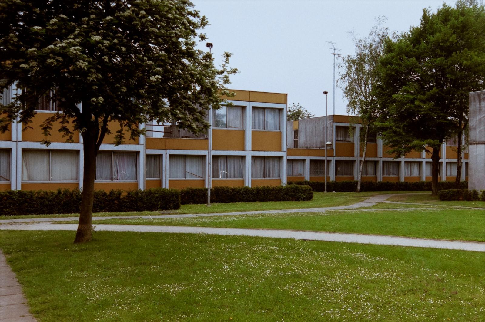 VUB, Campus Oefenplein, studentenhuizen , 2006