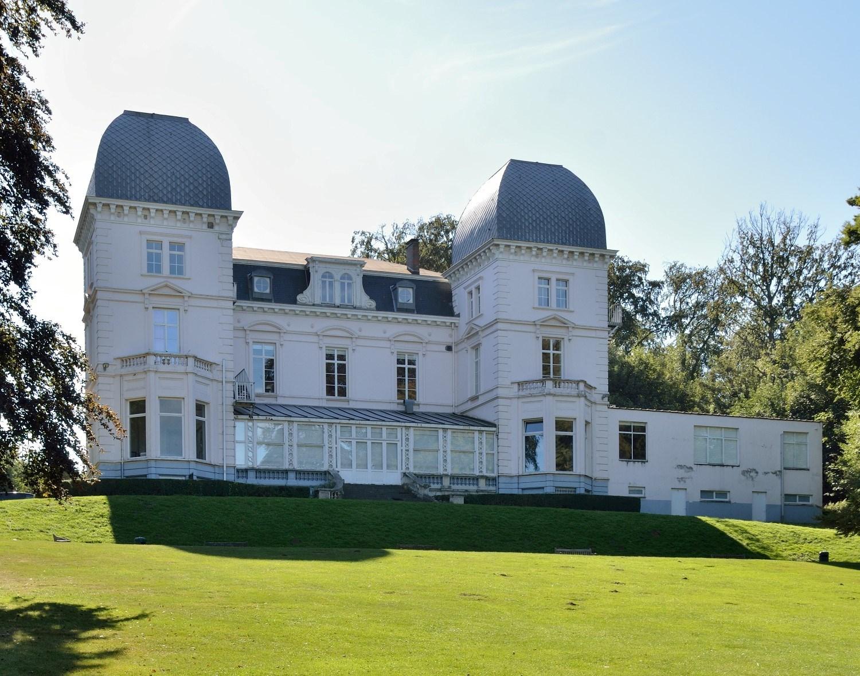 Le parc Duden, le château Duden