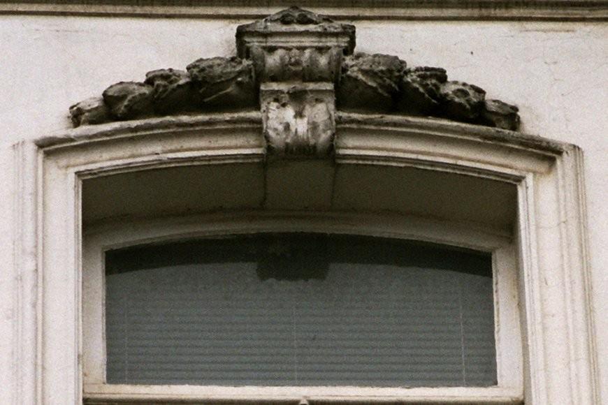 Arc surbaissé, rue Potagère 109, Saint-Josse-Ten-Noode, 1875., 2005