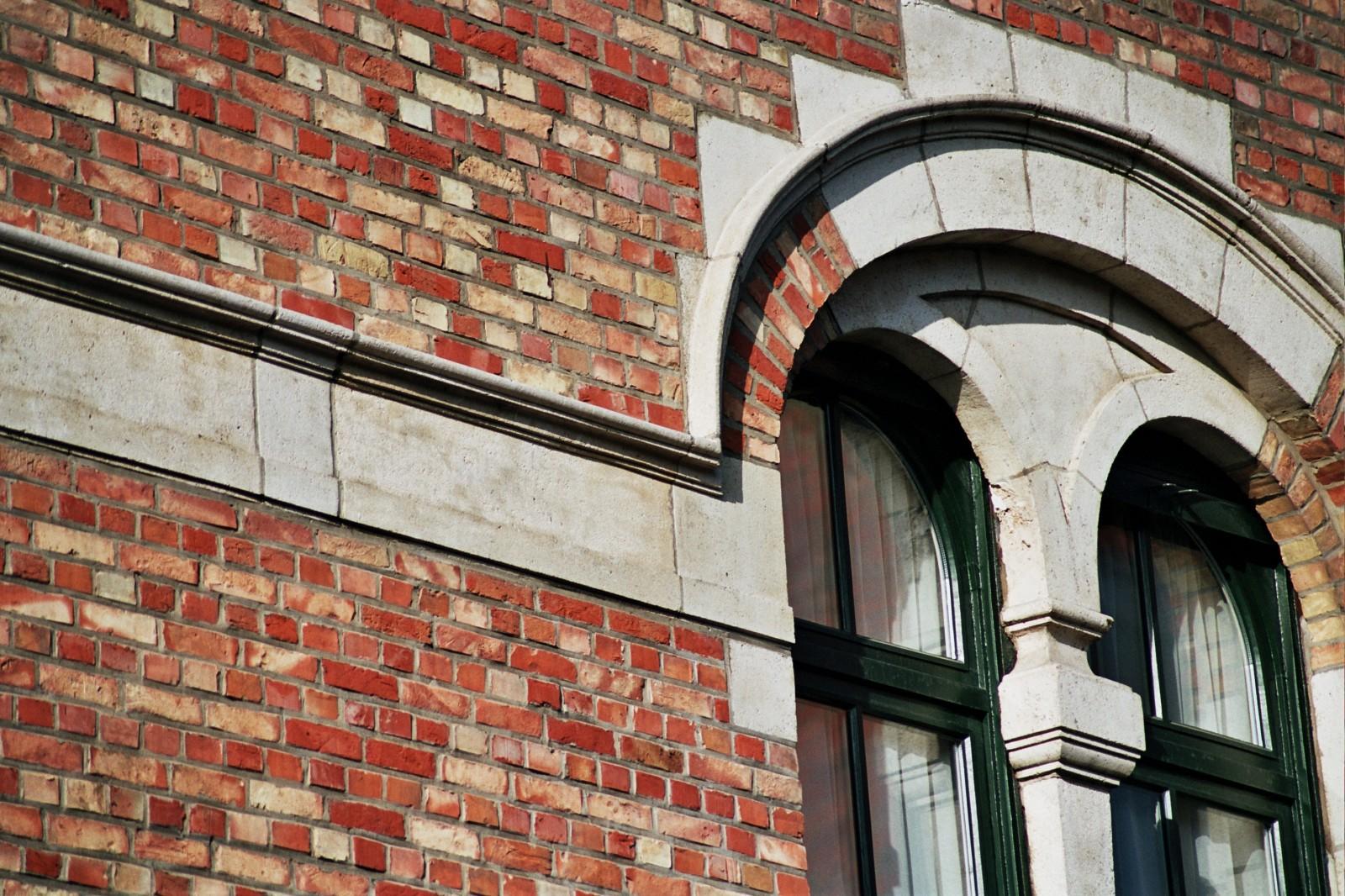 Cordon, rue Charles Degroux 108, Etterbeek, 1924, architecte Hauwaert., 2005