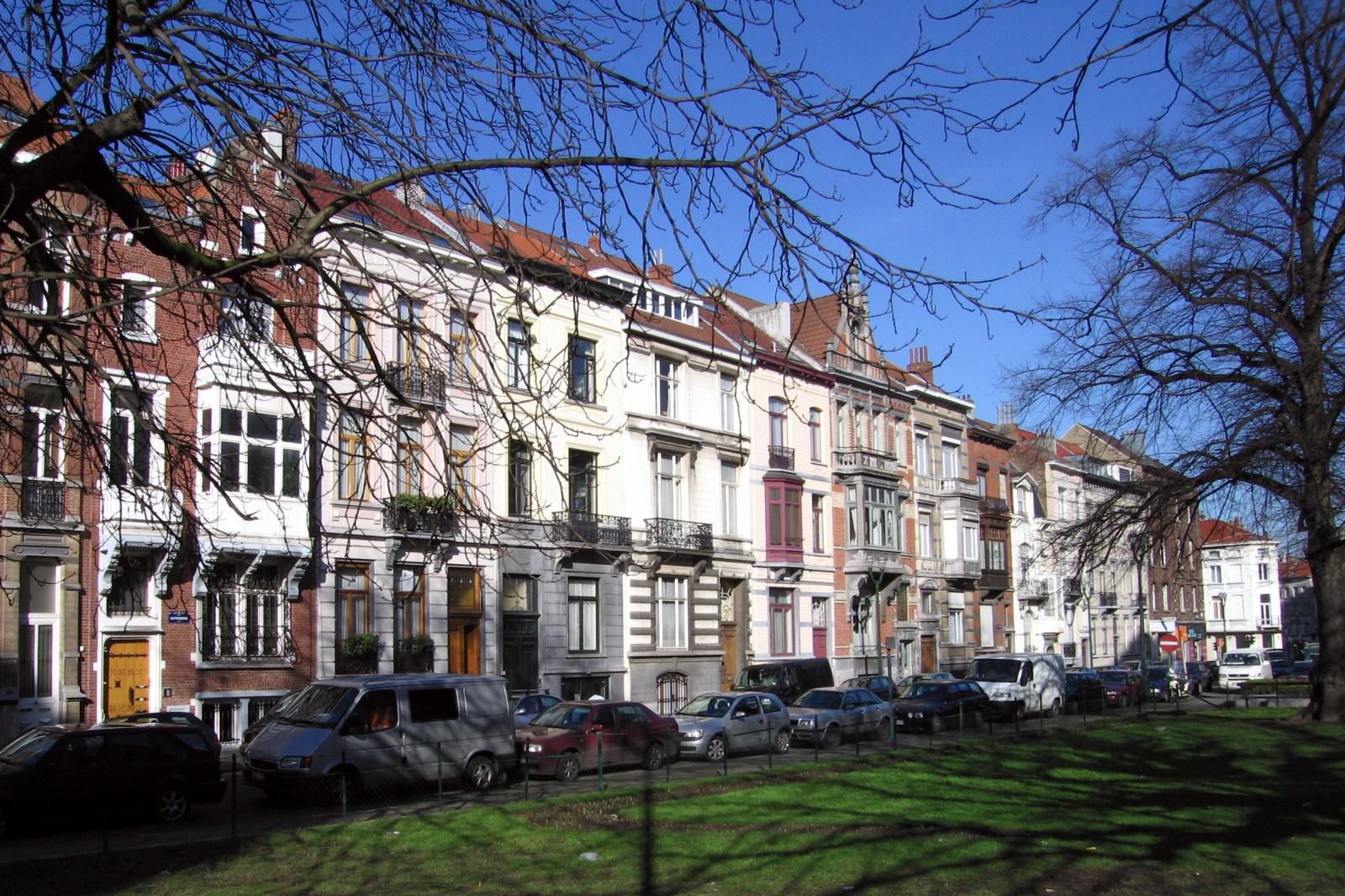 Square Gutenberg, côté ouest., 2007